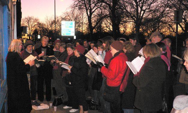 Arbourthorne residents spread Christmas Spirit